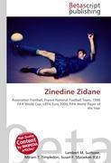 Cover-Bild zu Zinedine Zidane von Surhone, Lambert M. (Hrsg.)