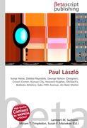 Cover-Bild zu Paul László von Surhone, Lambert M. (Hrsg.)