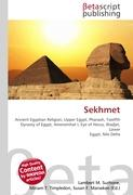 Cover-Bild zu Sekhmet von Surhone, Lambert M. (Hrsg.)