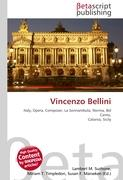 Cover-Bild zu Vincenzo Bellini von Surhone, Lambert M. (Hrsg.)