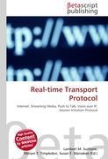 Cover-Bild zu Real-time Transport Protocol von Surhone, Lambert M. (Hrsg.)