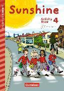 Cover-Bild zu Sunshine 4. Schuljahr. Early Start Edition - Neubearbeitung. Activity Book mit Audio-CD, Minibildkarten und Faltbox. NW von Beattie, Tanja