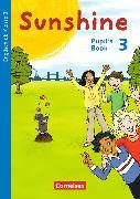 Cover-Bild zu Sunshine 3. Klasse. Pupil's Book von Beattie, Tanja