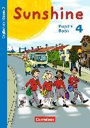Cover-Bild zu Sunshine 4. Klasse. Pupil's Book von Beattie, Tanja