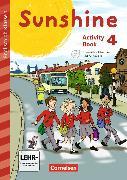 Cover-Bild zu Sunshine 4. Schuljahr. Early Start Edition. Neubearbeitung. Activity Book mit interaktiven Übungen auf scook.de. NW von Beattie, Tanja