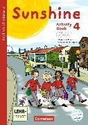 Cover-Bild zu Sunshine 4. Schuljahr. Allgemeine Ausgabe - Neubearbeitung. Activity Book mit interaktiven Übungen auf scook.de von Beattie, Tanja
