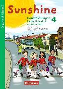 Cover-Bild zu Sunshine 4. Klasse. Handreichungen für den Unterricht / CDs von Beattie, Tanja