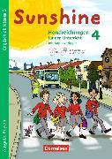 Cover-Bild zu Sunshine 4. 3. Klasse. Handreichungen für den Unterricht. BY von Beattie, Tanja