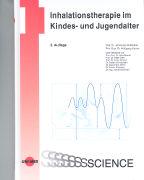 Cover-Bild zu Inhalationstherapie im Kindes- und Jugendalter von Wildhaber, Johannes