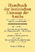 Cover-Bild zu Abt. 8 Band 6.1: Handbuch der lateinischen Literatur der Antike Bd. 6: Die Literatur im Zeitalter des Theodosius (374 - 430 n.Chr.) - Handbuch der Altertumswissenschaft von Berger, Jean-Denis (Hrsg.)