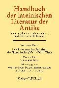Cover-Bild zu Abt. 8 Band 6.2: Handbuch der lateinischen Literatur der Antike Bd. 6: Die Literatur im Zeitalter des Theodosius (374 - 430 n.Chr.) - Handbuch der Altertumswissenschaft von Berger, Jean-Denis (Hrsg.)