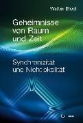 Cover-Bild zu Geheimnisse von Raum und Zeit von Bloch, Walter