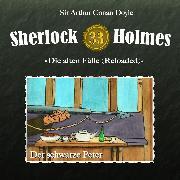 Cover-Bild zu Sherlock Holmes, Die alten Fälle (Reloaded), Fall 33: Der schwarze Peter (Audio Download) von Doyle, Arthur Conan