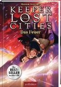 Cover-Bild zu Keeper of the Lost Cities - Das Feuer (Keeper of the Lost Cities 3) von Messenger, Shannon