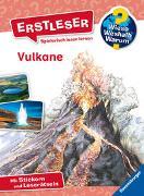 Cover-Bild zu Wieso? Weshalb? Warum? Erstleser: Vulkane (Band 2) von Noa, Sandra