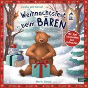Cover-Bild zu Weihnachtsfest beim Bären von von Kessel, Carola