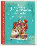 Cover-Bild zu Die schönsten Märchen der Brüder Grimm von Mandy