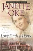 Cover-Bild zu Love Finds a Home (Love Comes Softly Book #8) (eBook) von Oke, Janette