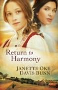 Cover-Bild zu Return to Harmony (eBook) von Oke, Janette