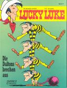 Cover-Bild zu Die Daltons brechen aus von Goscinny, René