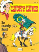 Cover-Bild zu Der einarmige Bandit von Morris (Zeichn.)