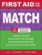 Cover-Bild zu First Aid for the Match, Fifth Edition von Le, Tao