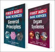 Cover-Bild zu First Aid for the Basic Sciences, Third Edition (VALUE PACK) von Le, Tao