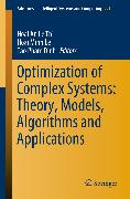 Cover-Bild zu Optimization of Complex Systems: Theory, Models, Algorithms and Applications (eBook) von Le Thi, Hoai An (Hrsg.)