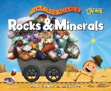 Cover-Bild zu Jump into Science: Rocks and Minerals von Tomecek, Steve