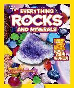 Cover-Bild zu National Geographic Kids Everything Rocks and Minerals von Tomecek, Steve