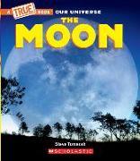 Cover-Bild zu The Moon (a True Book) (Library Edition) von Tomecek, Steve