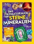 Cover-Bild zu Das ultimative Buch der Steine & Mineralien von Tomecek, Steve