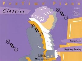 Cover-Bild zu Pretime Piano Classics: Primer Level von Faber, Nancy (Gespielt)