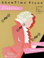 Cover-Bild zu Showtime Piano Classics: Level 2a von Faber, Nancy (Gespielt)