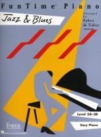 Cover-Bild zu Funtime Piano Jazz & Blues: Level 3a-3b von Faber, Nancy (Gespielt)