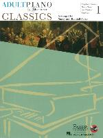 Cover-Bild zu Adult Piano Adventures - Classics, Book 1: Symphony Themes, Opera Gems and Classical Favorites von Faber, Nancy (Gespielt)