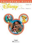 Cover-Bild zu Chordtime Piano Disney: Level 2b von Hal Leonard Corp (Hrsg.)