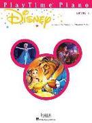 Cover-Bild zu Playtime Piano Disney: Level 1 von Hal Leonard Corp (Hrsg.)
