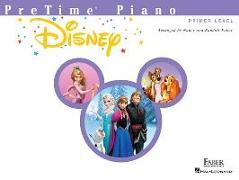 Cover-Bild zu Pretime Piano Disney: Primer Level von Hal Leonard Corp (Hrsg.)