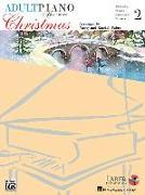 Cover-Bild zu Christmas for All Time - Book 2 with Enhanced CD: Adult Piano Adventures von Faber, Nancy (Gespielt)