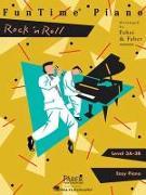 Cover-Bild zu Funtime Piano Rock 'n' Roll: Level 3a-3b von Faber, Nancy (Gespielt)