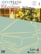 Cover-Bild zu Christmas for All Time - Book 1 with Enhanced CD: Adult Piano Adventures von Faber, Nancy (Gespielt)