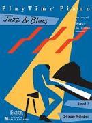 Cover-Bild zu Playtime Piano Jazz & Blues: Level 1 von Faber, Nancy (Gespielt)