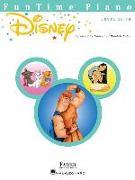 Cover-Bild zu Funtime Piano Disney: Level 3a-3b von Hal Leonard Corp (Hrsg.)