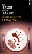Cover-Bild zu Balen, Noël: Crimes gourmands 01. Petits meurtres à l'étouffée