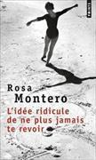 Cover-Bild zu Montero, Rosa: L'idée ridicule de ne plus jamais te revoir