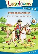 Cover-Bild zu Leselöwen 2. Klasse - Pferdegeschichten (eBook) von Angermayer, Karen Christine