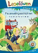 Cover-Bild zu Leselöwen 2. Klasse - Feuerwehrgeschichten (eBook) von Moser, Annette
