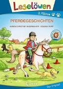 Cover-Bild zu Leselöwen 2. Klasse - Pferdegeschichten von Angermayer, Karen Christine