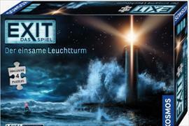 Cover-Bild zu EXIT Das Spiel + Puzzle - Der einsame Leuchtturm